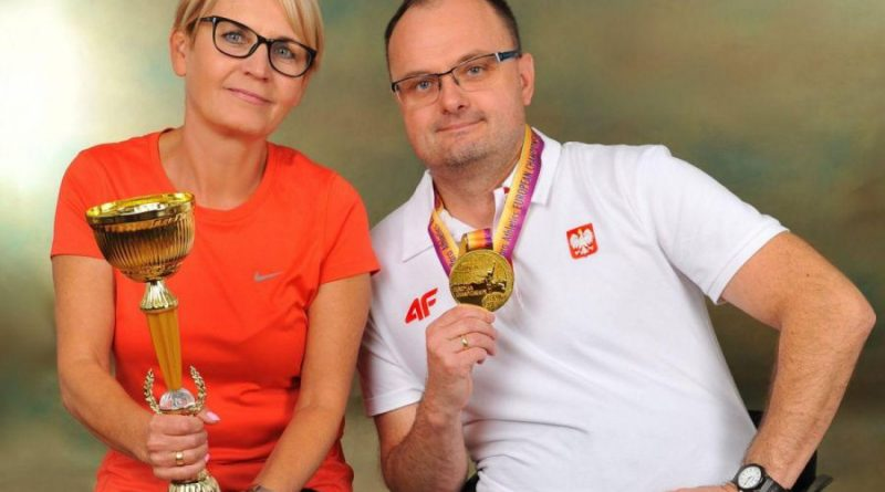 M. Niedźwiecka i Piotr Kosewicz
