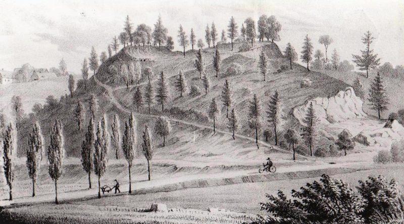 Ciekawostki z historii miasta: Góra Zamkowa – miejsce pełne tajemnic