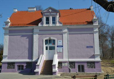 Budynek zawidowskiej przychodni zdrowia