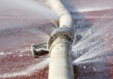 Awaria wodociągu. Brak wody w całym mieście