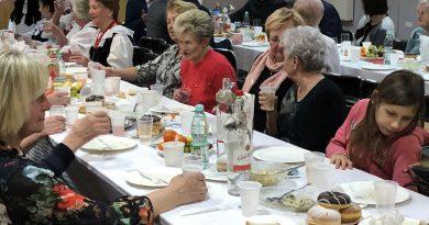 Spotkanie świąteczno-noworoczne zawidowskich seniorów 2020