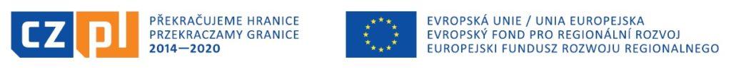 Logo programu Interreg V-A Republika Czeska -Polska