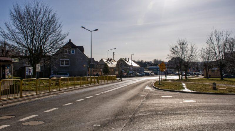 Zdjęcie ulicy Zgorzeleckiej w Zawidowie