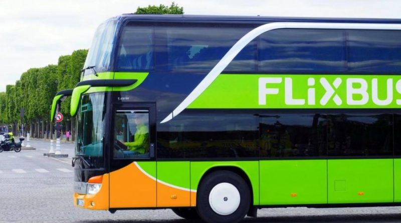 Autokar, flixbus
