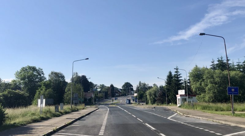 Droga na czeskie Habartice