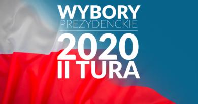 Plakat Wybory2020 - 2 tura
