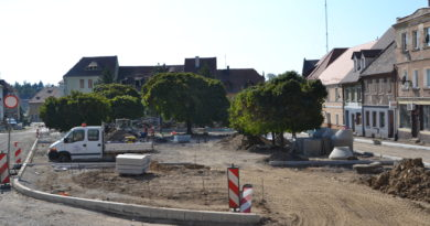 Zdjęcie: postępy w pracach budowlanych