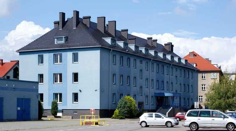 Budynek urzędu skarbowego w Zgorzelecu