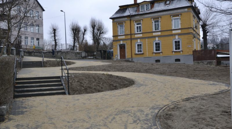 Zakończyły się prace budowalne przy ul. Zgorzeleckiej