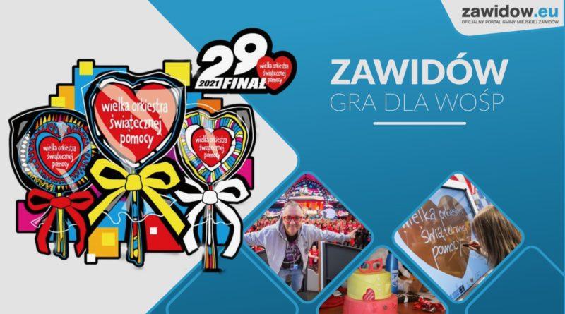 W zawidowskim sztabie trwają gorączkowe przygotowania do 29 finału WOŚP!