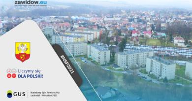 Panorama Zawidowa