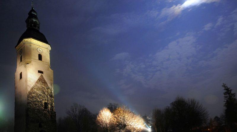 Z historii Zawidowa: Gdzie są dzwony z wieży kościoła ewangelickiego?