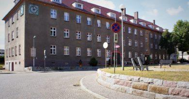 Zdjęcie budynku Starostwa Powiatowego w Zgorzelcu